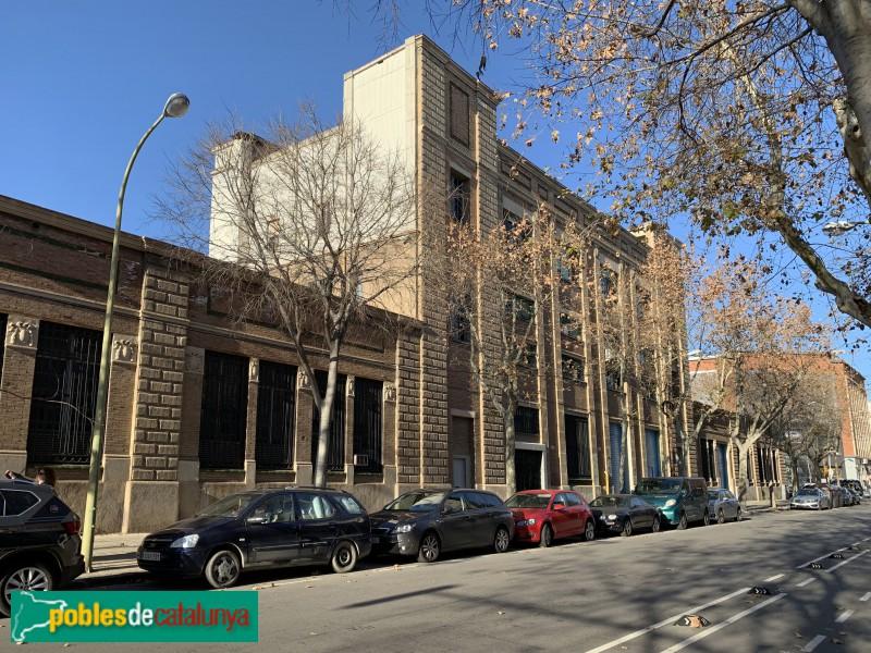 100 anys de l'edifici d'Indústries Waldes